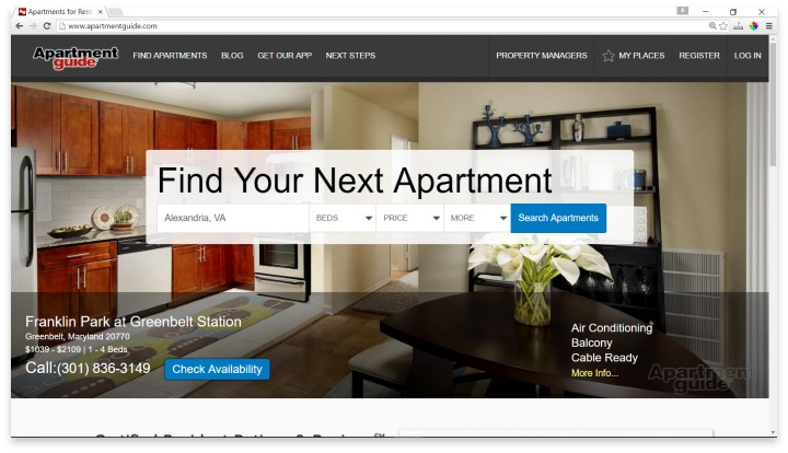 ApartmentGuide.com Reviews - Comparison Shop