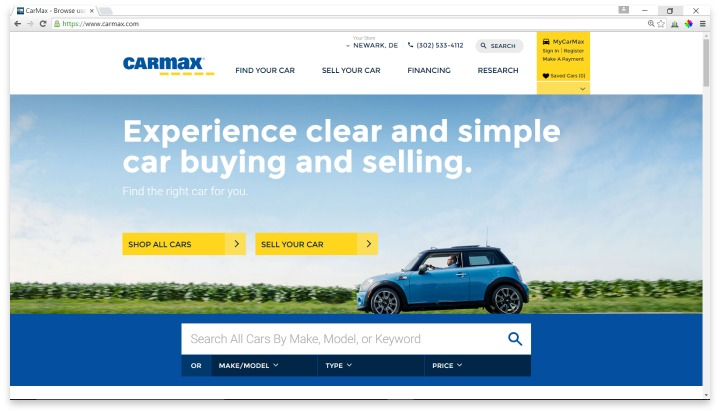 carmax reviews comparison shop. Black Bedroom Furniture Sets. Home Design Ideas