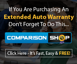 Compare Extended Auto Warranties