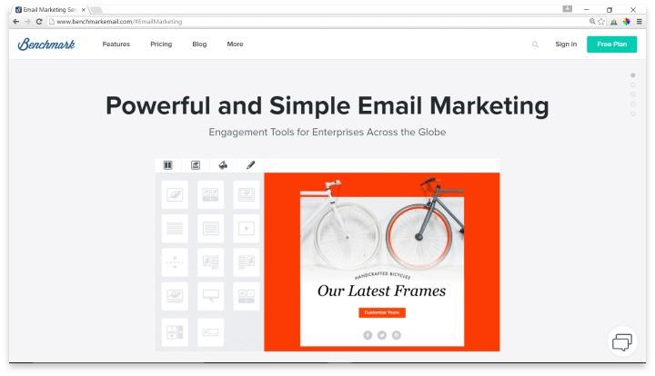 Benchmark Website
